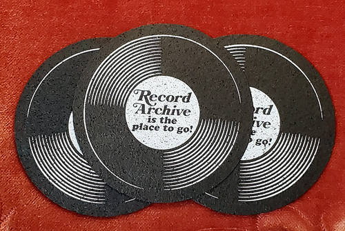 Record Archive - 5 inch Jar Opener