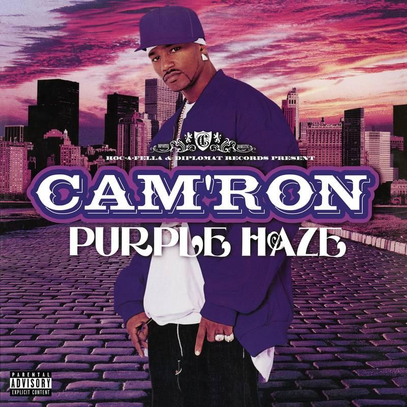 Cam'Ron Purple Haze