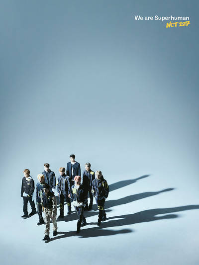 Nct 127 - The 4th Mini Album 'NCT #127 WE ARE SUPERHUMAN' [Import]