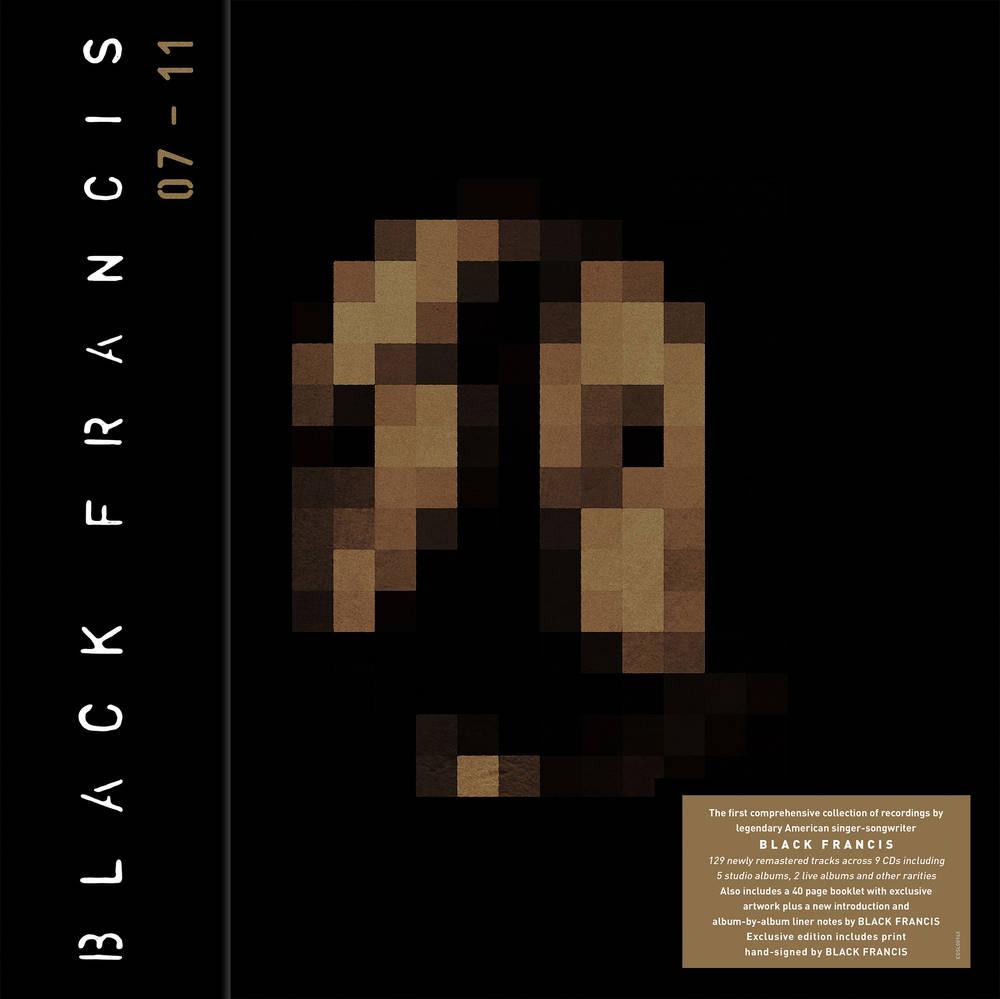 Black Francis - 07-11 [Limited Edition Signed 9CD Box Set]