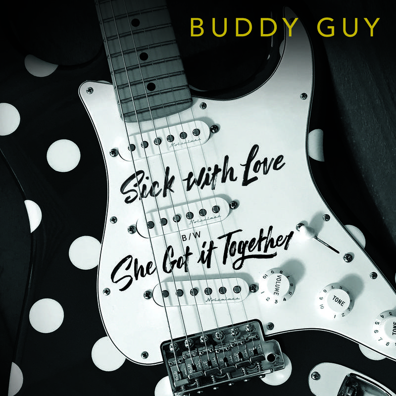 Buddy Guy Sick With Love