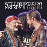Willie Nelson - Willie & The Boys: Willie's Stash Vol. 2 [LP]
