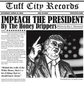 Impeach The President/The Monkey That Became A President