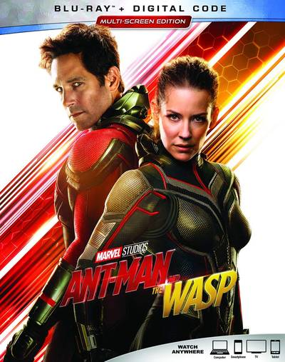 Ant-Man [Movie] - Ant-Man & The Wasp