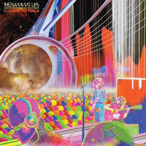 The Flaming Lips Onboard The International Space Station Concert For Peace