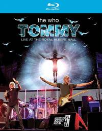 The Who - Tommy Live At The Royal Albert Hall [Blu-ray]