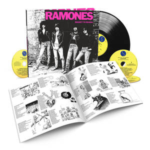 Rocket To Russia: 40th Anniversary Edition [Deluxe 3CD/LP]