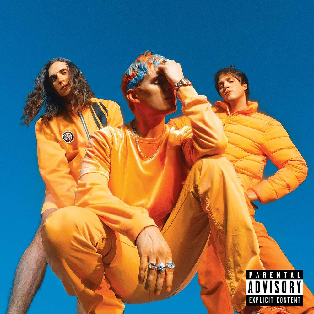 Waterparks - Greatest Hits [Tangerine 2LP]