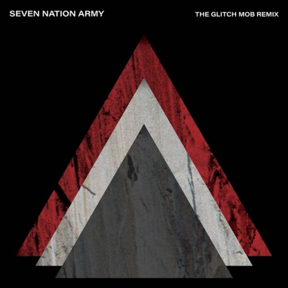 The White Stripes - Seven Nation Army: The Glitch Mob Remix [Indie Exclusive Limited Edition Red Vinyl Single]