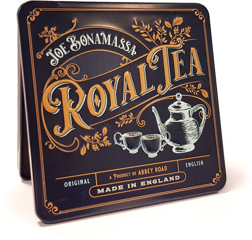 Royal Tea [Limited Deluxe Edition Tin Case] [Import]