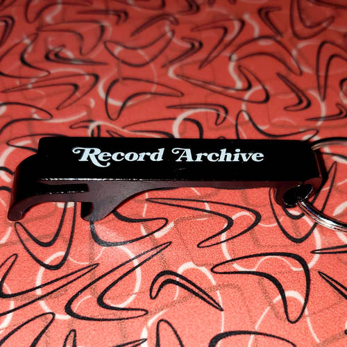 Record Archive -  Bottle / Can Opener