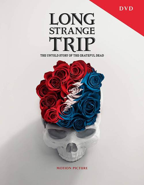 Long Strange Trip: The Untold Story Of The Grateful Dead [DVD]