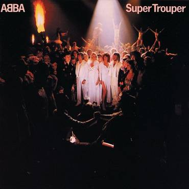 Super Trouper (Pict) (Uk)