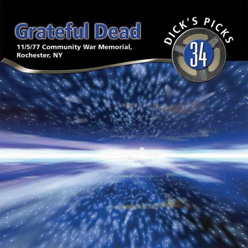 Dick's Picks Volume 34 Community War Memorial, Rochester, NY 11/5/1977 [6LP]