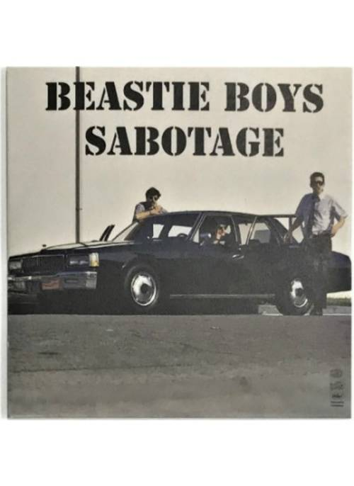Sabotage [Indie Exclusive Limited Edition 3in Vinyl]