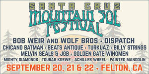Enter to win Santa Cruz Mountain Sol tickets!