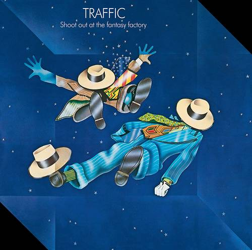 Traffic - Shoot Out At The Fantasy Factory: Remastered [LP]