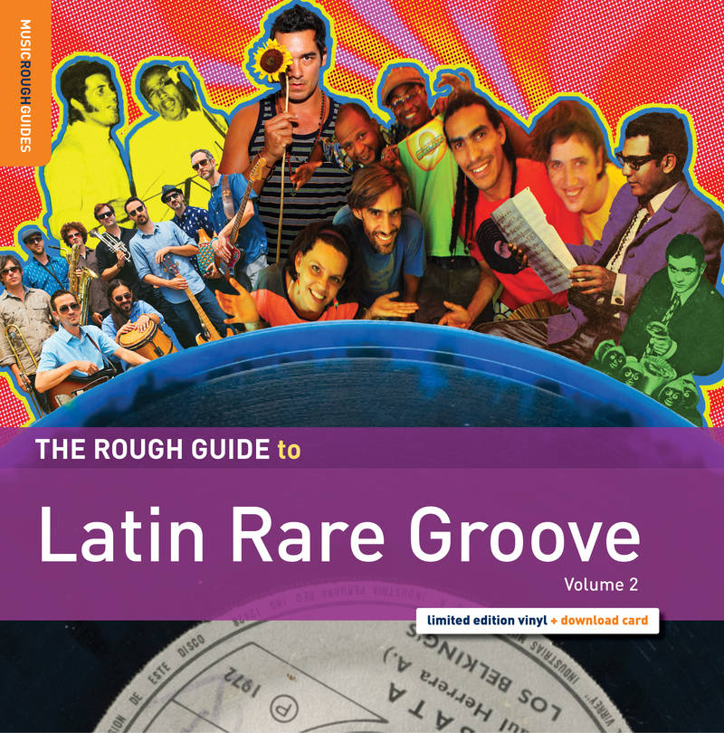 ROUGH GUIDE ROUGH GUIDE TO LATIN RARE GROOVES VOL. 2