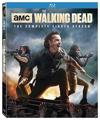 The Walking Dead [TV Series] - The Walking Dead: The Complete Eighth Season