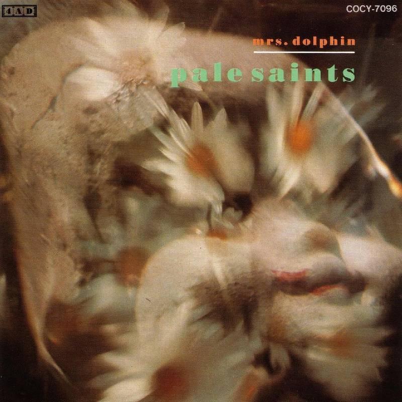 "I Pale Saints ristampano la compilation ""Mrs. Dolphin"" 4 - fanzine"