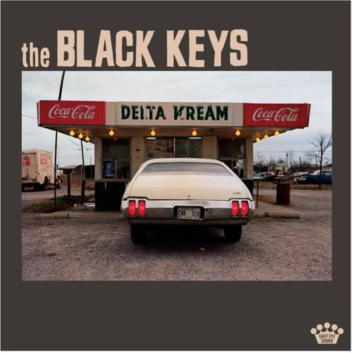 The Black Keys - Delta Kream [Indie Exclusive Limited Edition Color LP]
