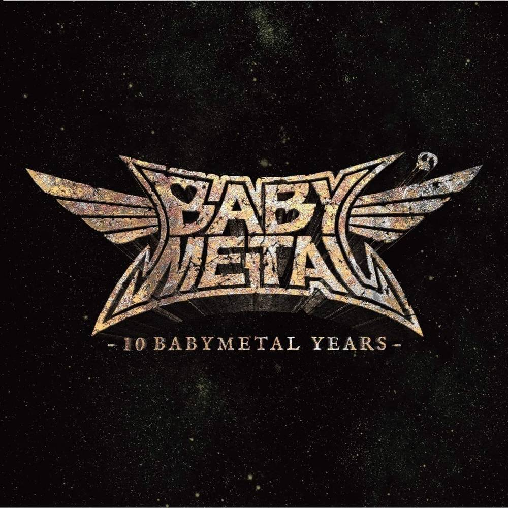 BABYMETAL - 10 Babymetal Years [Import LP]