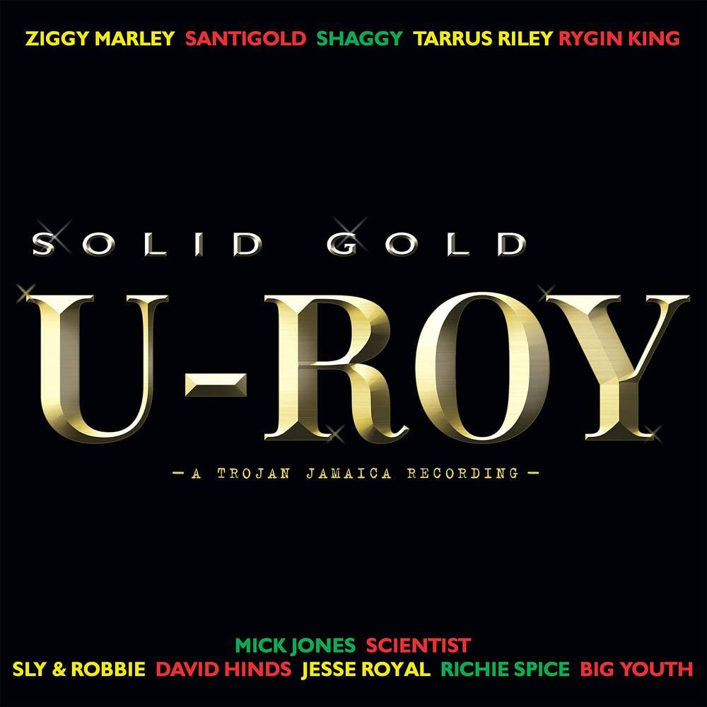 U Roy - Solid Gold