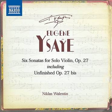 Six Sonatas For Solo Violin (2pk)