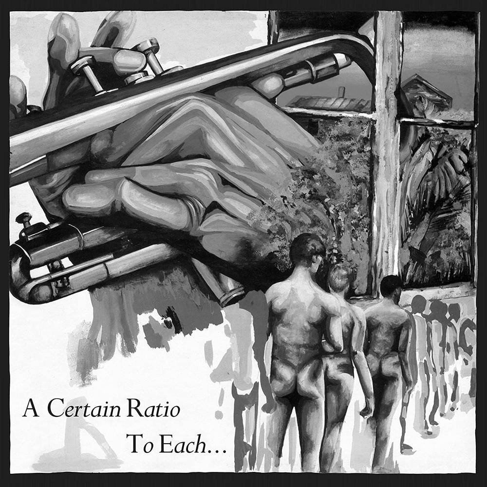 A Certain Ratio - To Each... [Limited Edition White LP]