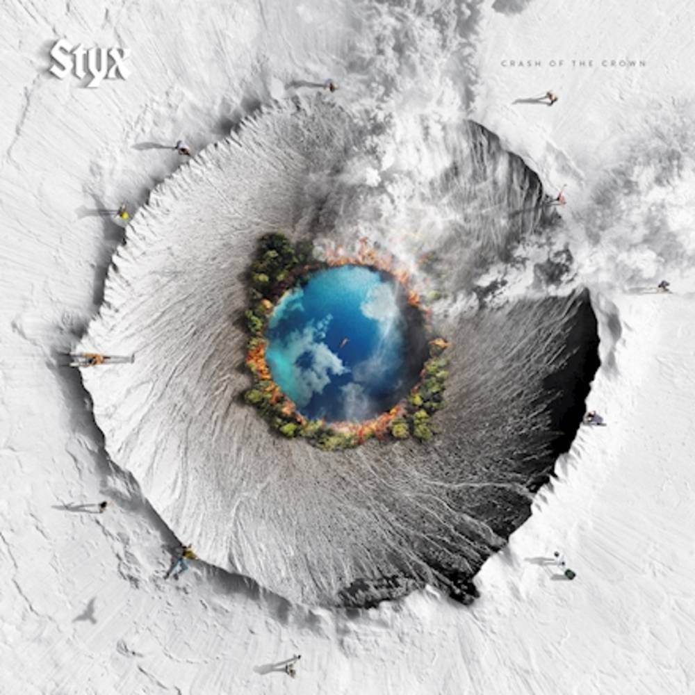 Styx - Crash Of The Crown