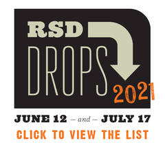 RSD DROPS 2021 Datest And Details