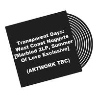 Nuggets - Transparent Days: West Coast Nuggets [Marbled 2LP, Summer Of Love Exclusive]