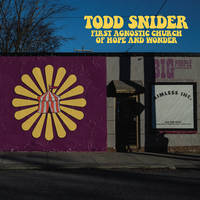 Todd Snider - First Agnostic Church of Hope and Wonder [LP]