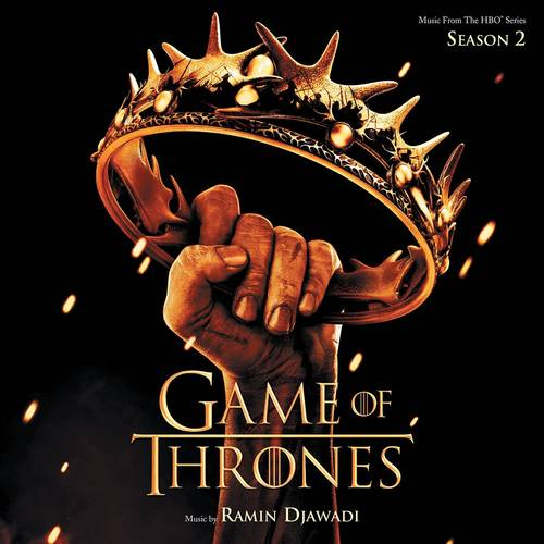 Game Of Thrones Season 2: Music From The HBO Series [LP]