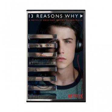13 Reasons Why [Indie Exclusive Limited Edition Soundtrack Cassette]
