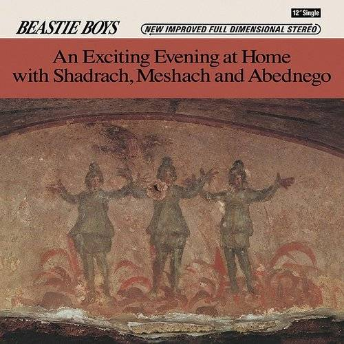 An Exciting Evening At Home With Shadrach, Meshach And Abednego EP