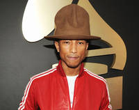 Pharrell Williams AKA Smokey The Bear