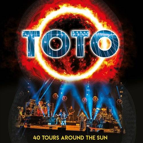 40 Tours Around The Sun (Blue) (Colv) (Org)