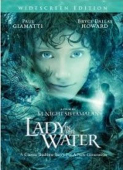 - Lady In The Water