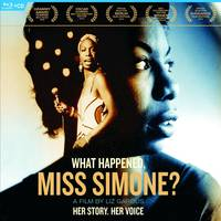 Nina Simone - What Happened, Miss Simone? [Blu-ray+CD]