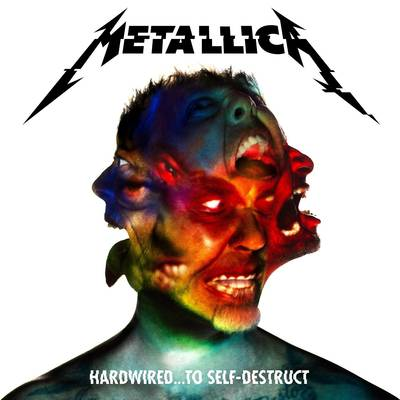Metallica - Hardwired...To Self-Destruct [Limited Edition Pink LP]