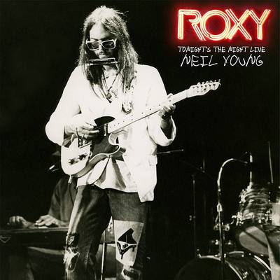 Neil Young - Roxy - Tonight's The Night Live [2LP]