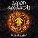 Amon Amarth - The Pursuit of Vikings: Live at Summer Breeze [Transparent Orange 2LP]