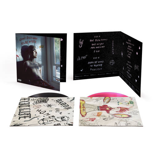 Come Over When You're Sober, Pt.1 & Pt.2 [Limited Edition Pink & Black 2LP]