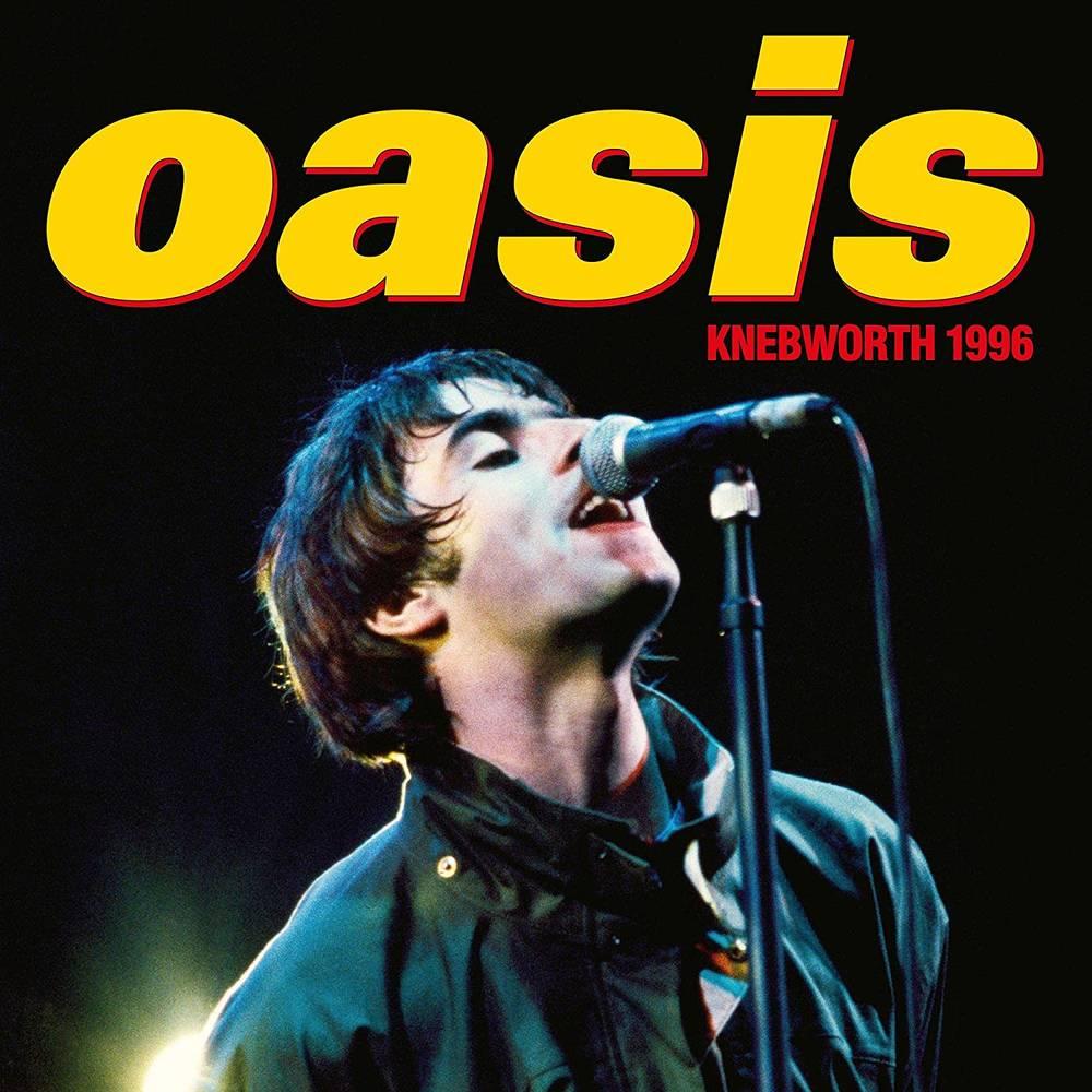 Oasis - Knebworth 1996 [3DVD]