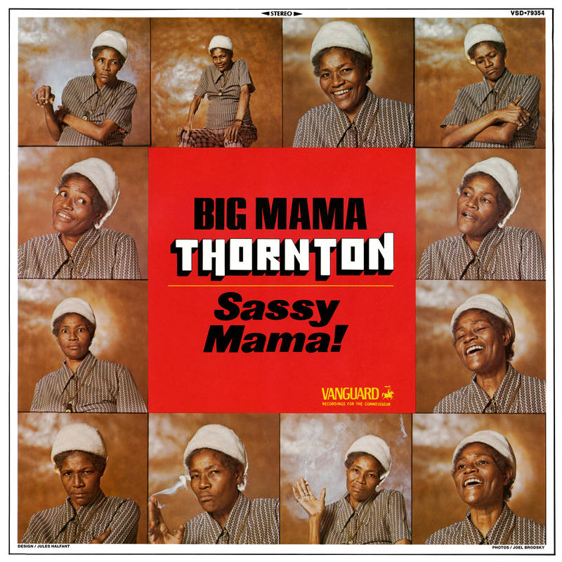 BIG MAMA THORNTON SASSY MAMA