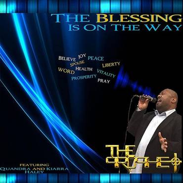 The Blessing Is On The Way - Single