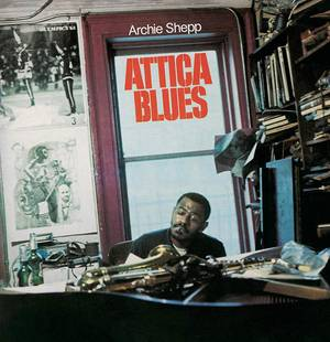 Attica Blues - Single [Vinyl]