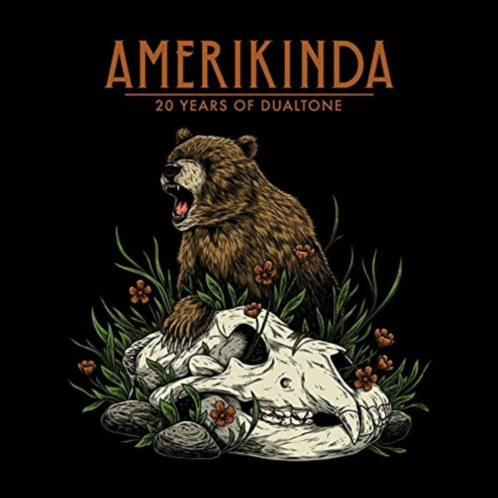 Various Artists - Amerikinda: 20 Years Of Dualtone [2LP]