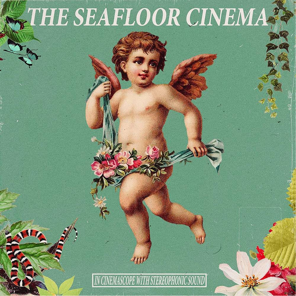 The Seafloor Cinema - In Cinemascope With Stereophonic Sound [Indie Exclusive Limited Edition Bone in Clear with Doublemint Splatter LP]